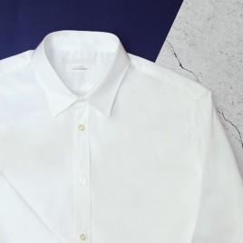 Chemise Popeline de Coton - 55 euros