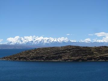 Lac Titicaca & Cordière des andes