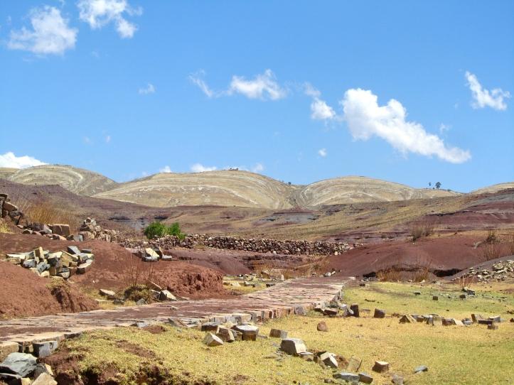 Cratère de Maragua
